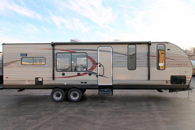 2016 New Forest River Cherokee 274rk Travel Trailer In