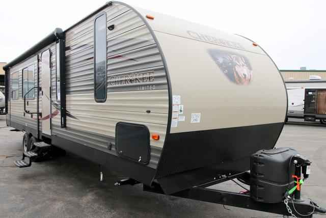 2016 New Forest River Cherokee 304r Travel Trailer In