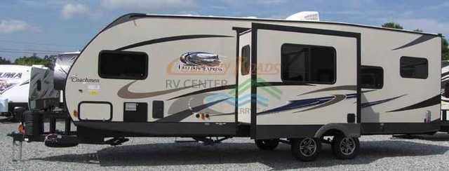 2016 New Forest River Coachmen Freedom Express 301blds Toy