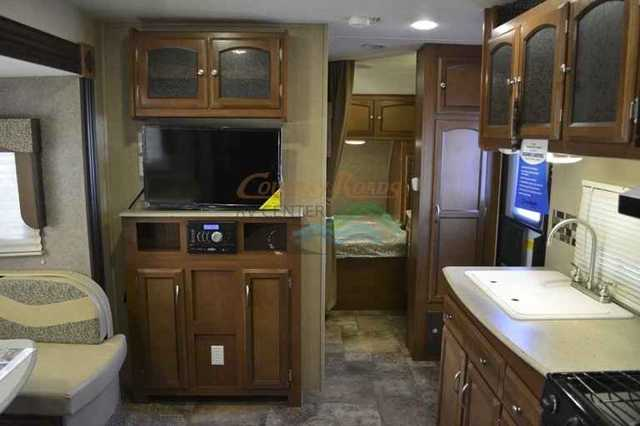 Coachmen Freedom Express >> 2016 New Forest River Coachmen Freedom Express 301BLDS Toy ...
