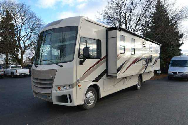 2016 New Forest River Georgetown 31b3 Class A In Illinois Il