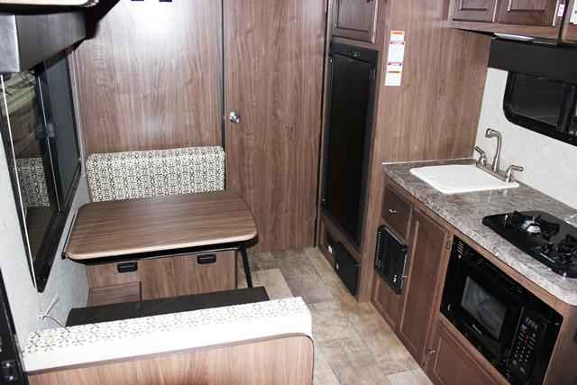 2016 New Forest River Palomini 180fb Travel Trailer In