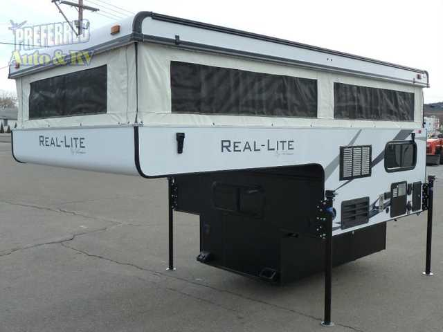 2016 New Forest River Palomino Real-Lite SS-1604 Truck Camper in