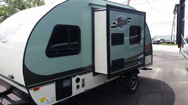 2016 New Forest River R Pod 182g Travel Trailer In