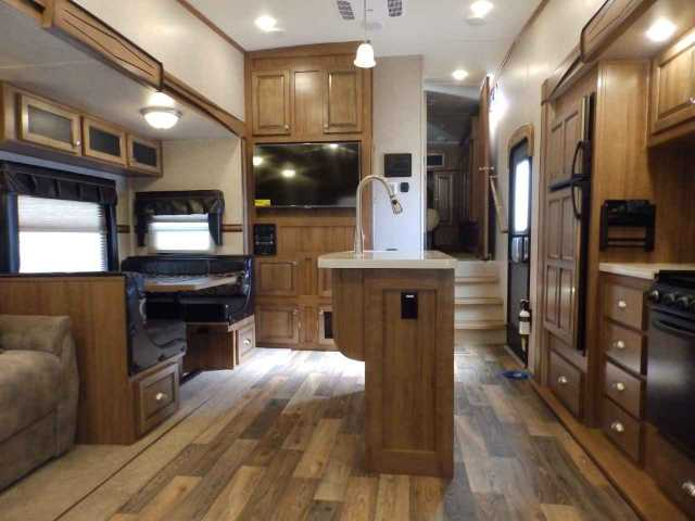 Rockwood Signature Ultra Lite >> 2016 New Forest River ROCKWOOD 8285 IKWS, 3 SLIDES, REAR RECLINER CHAIRS Travel Trailer in ...