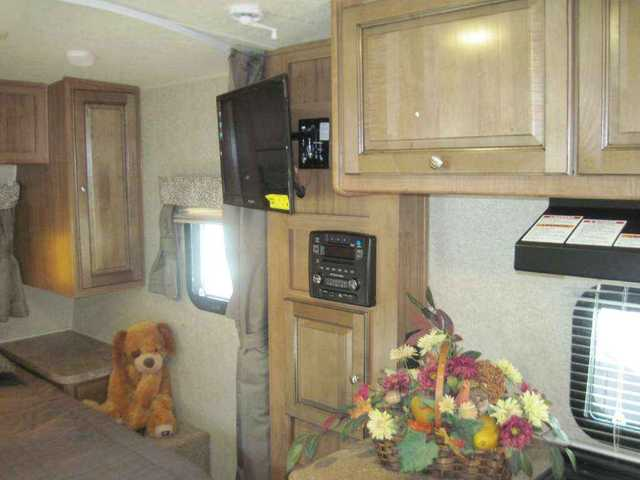 2016 New Forest River Rockwood 2109s Travel Trailer In Ohio Oh