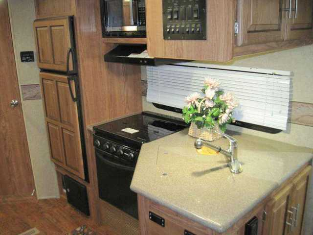 2016 New Forest River Rockwood 2604ws Travel Trailer In