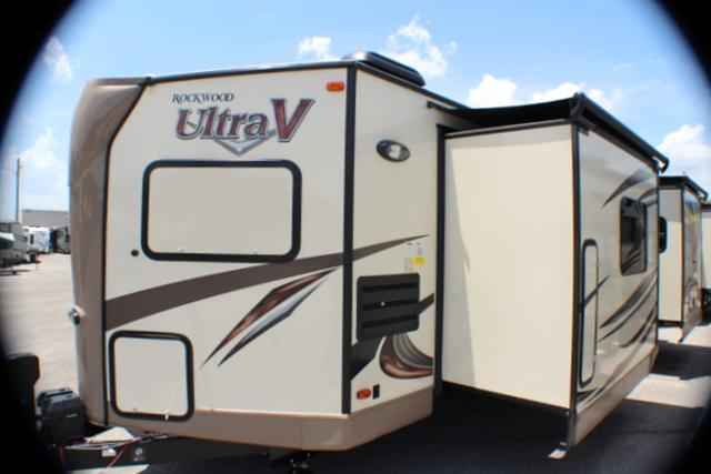 2016 New Forest River Rockwood Ultra Lite 2618vs Travel