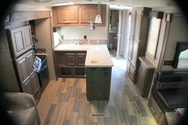 2016 New Forest River Rockwood Ultra Lite 2703ws Travel