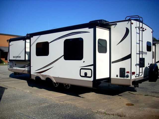 2016 New Forest River Rockwood Ultra Lite 2902ws Travel