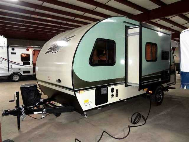 2016 New Forest River Rv R Pod Rp 183g Travel Trailer In