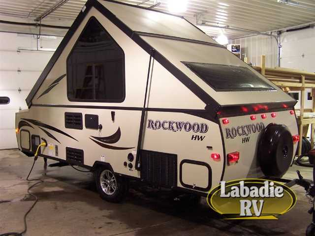 Rockwood Pop Up Campers >> 2016 New Forest River Rv Rockwood Hard Side High Wall ...