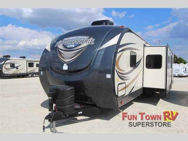 2016 New Forest River Rv Salem Hemisphere Lite 300BH Travel