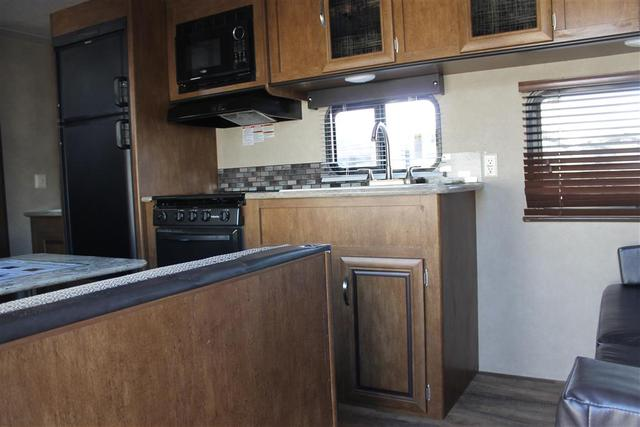 2016 New Forest River Salem Cruise Lite 261bhxl Travel