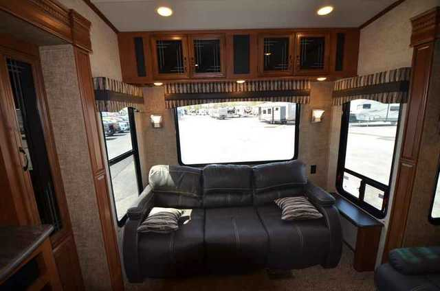 2016 New Forest River Sandpiper 373mbok Fifth Wheel Fifth
