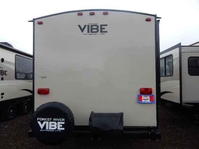 2016 New Forest River Vibe 245bhs Travel Trailer In Utah Ut