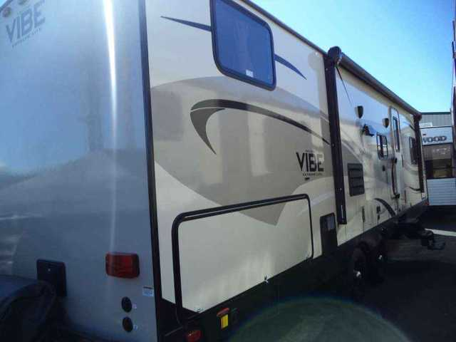 2016 New Forest River Vibe 272bhs Travel Trailer In