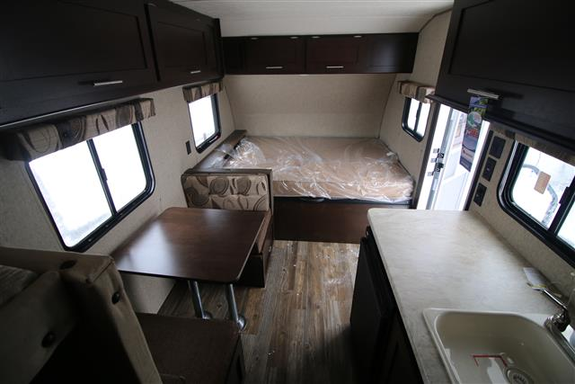 2016 New Forest River WOLF PUP 16BHS Travel Trailer in ...