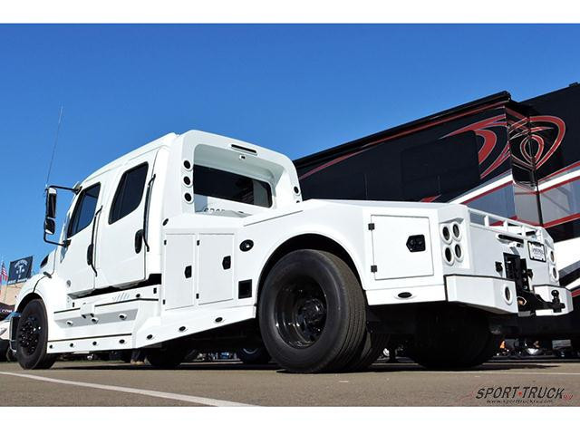 Detroit Diesel Series 60 >> 2016 New Freightliner M2 112 Sedona Edition SportTruck Fifth Wheel in Arizona AZ