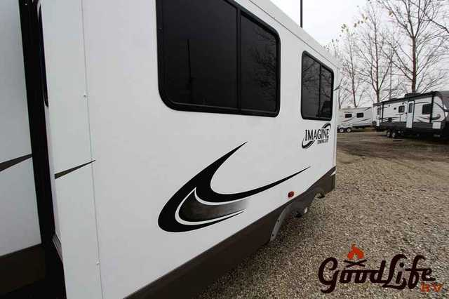 2016 New Grand Design Imagine 2800bh Travel Trailer In Iowa Ia