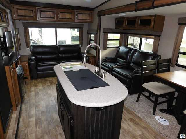 2016 New Grand Design Reflection 29 Rs Fifth Wheel In