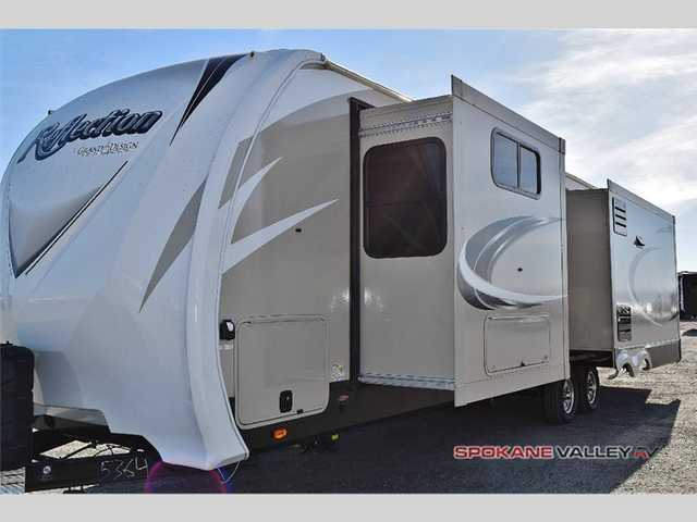 2016 New Grand Design Reflection 313rlts Travel Trailer In