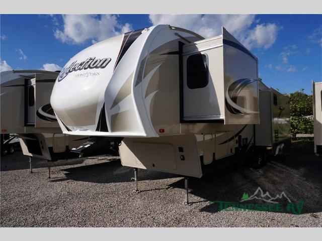 2016 New Grand Design Reflection 337rls Fifth Wheel In