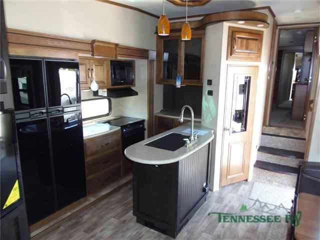 2016 New Grand Design Reflection 357bhs Fifth Wheel In