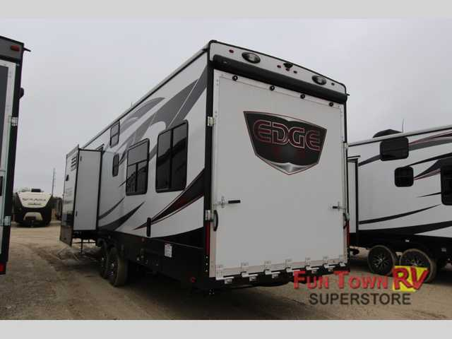 2016 New Heartland Edge Eg 357 Toy Hauler In Texas Tx