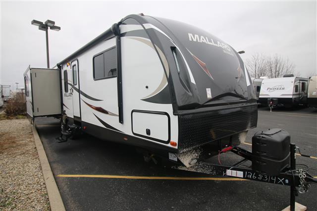heartland mallard  travel trailer  indiana