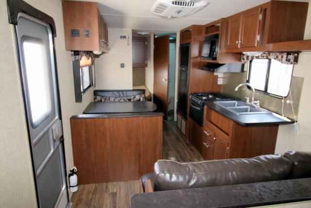 2016 new heartland pioneer bh250 travel trailer in indiana in