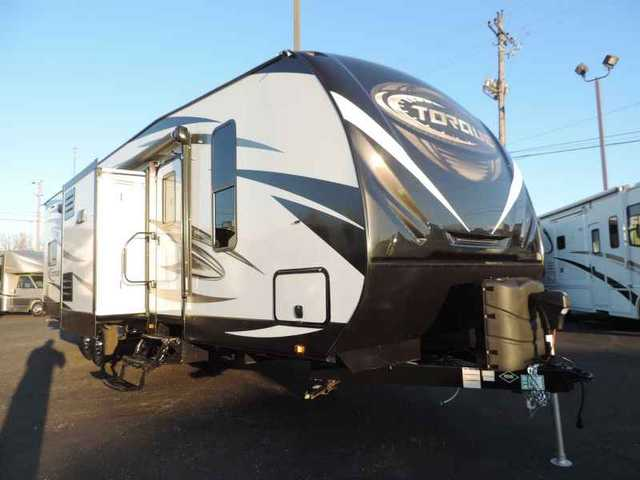 Cool 2016 New Heartland Torque T31 In Indiana IN
