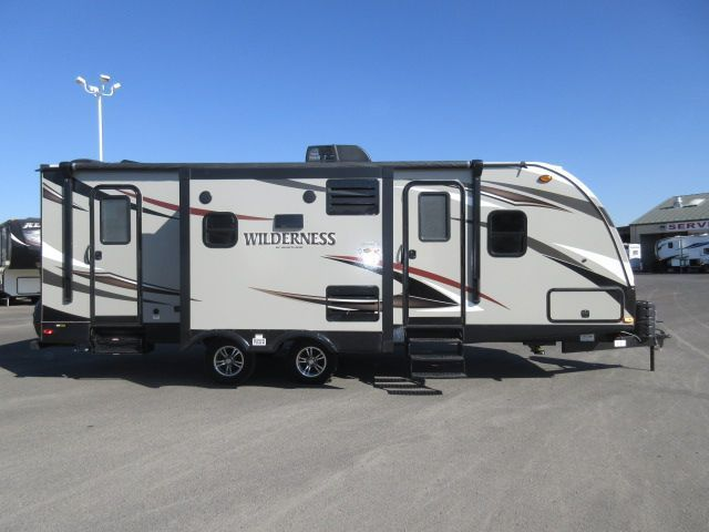 2016 New Heartland Wilderness 2375bh Elite Package Travel