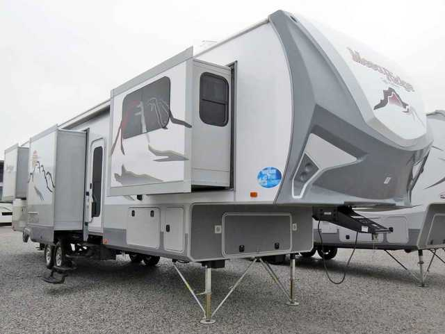 2016 New Highland Ridge Rv Mesa Ridge 376fbh Fifth Wheel