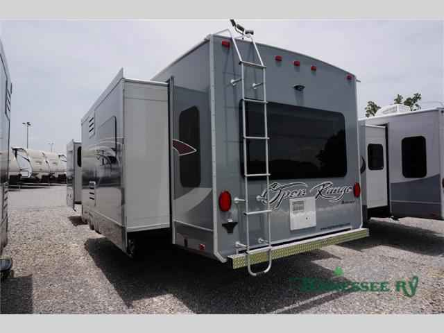 2016 New Highland Ridge Rv Open Range Roamer Rt316rls