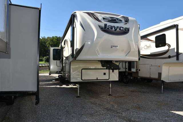 2016 New Jayco 355mbqs Eagle Fifth Wheel In Missouri Mo