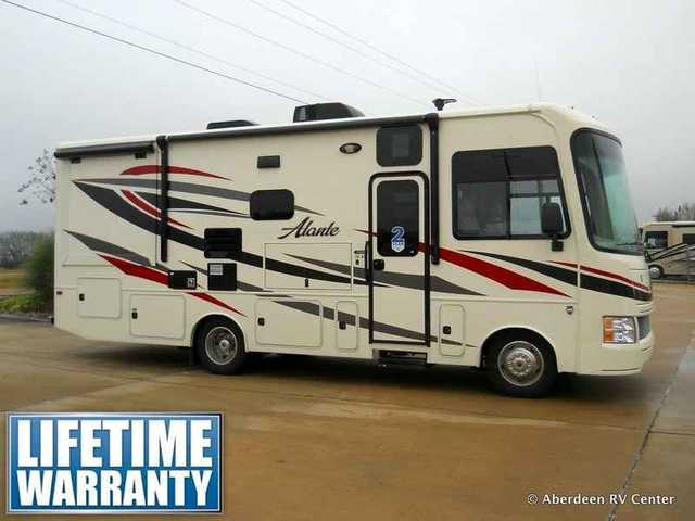 2016 New Jayco Alante 26x Class A In Mississippi Ms