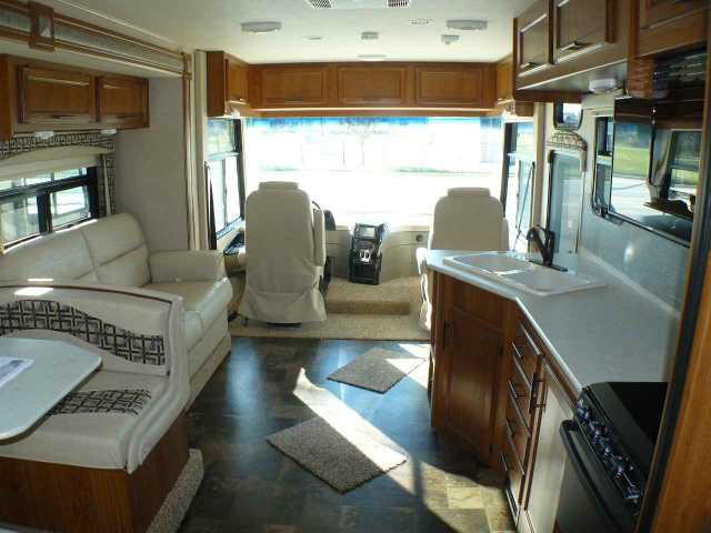 2016 New Jayco Alante 31v Class A In Ohio Oh
