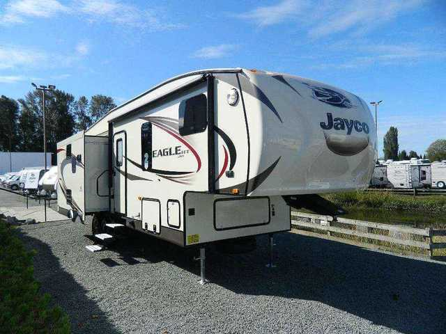2016 New Jayco Eagle Rvs Ht 28 5rsts Fifth Wheel In