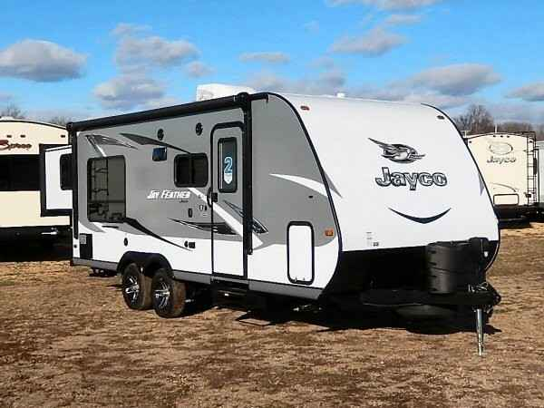 2016 New Jayco Jay Feather Ultra Lite X213 Travel Trailer