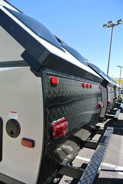 2016 New Jayco Jay Series Hardwall 12hsb Pop Up Camper In