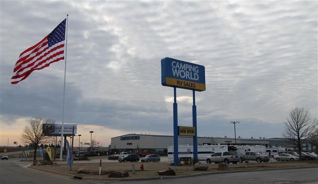 Oklahoma City Travel Trailer Dealers