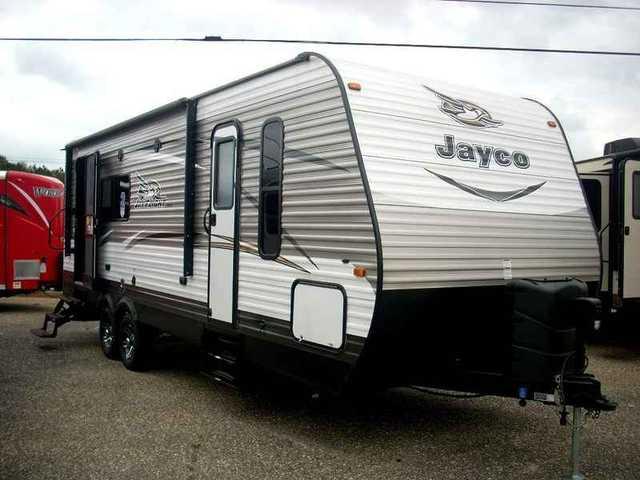 2016 New Jayco Jay Flight 26rks Travel Trailer In Alabama Al