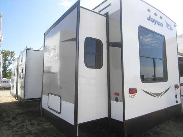 2016 New Jayco Jay Flight Bungalow 40 Bhts Travel Trailer