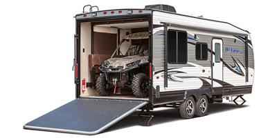 2016 New Jayco Octane 222 Toy Hauler In Minnesota Mn