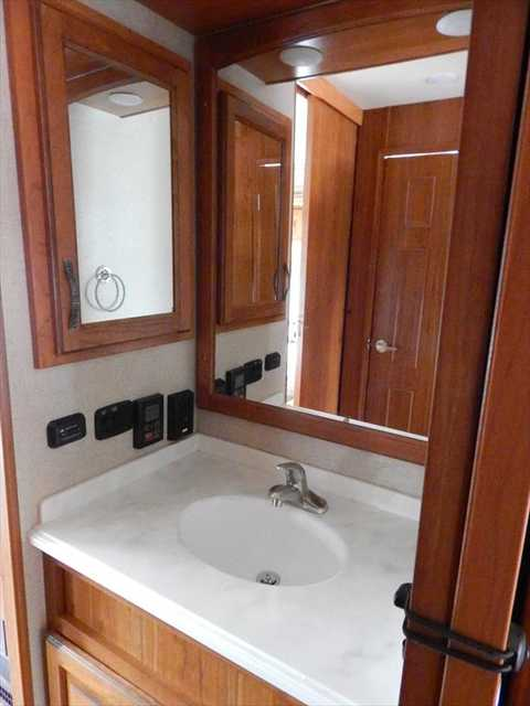 Fantastic Jayco Discontinued The Seneca After  Design With No Corner Seams To Cause Any Leaks Dual Slideouts Are Fitted With Enclosed Awning Toppers For Protection Against Debris And The Elements Our Seneca Was Outfitted With The Mocha