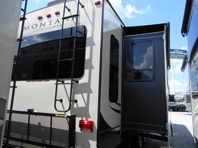 2016 New Keystone Montana High Country 353rl Fifth Wheel