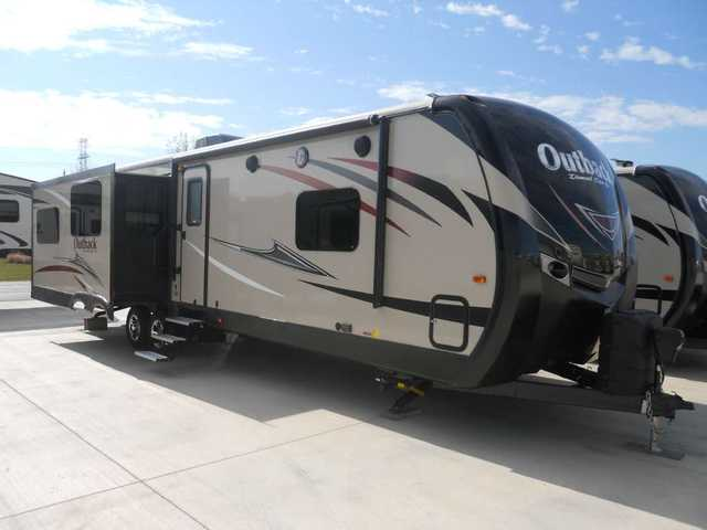 2016 New Keystone Outback 328rl Travel Trailer In Illinois Il