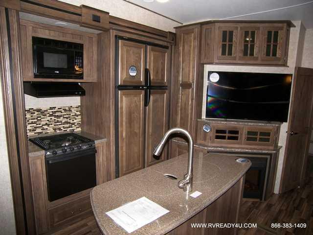 2016 New Keystone Rv Avalanche 390rb Fifth Wheel In