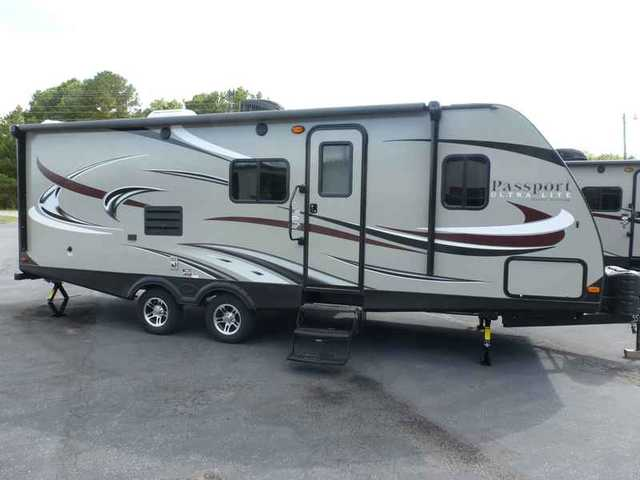 Keystone Rb Travel Trailer